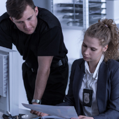 Online masters in criminal justice graduates