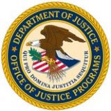 Department of Justice - Office of Justice Programs Logo