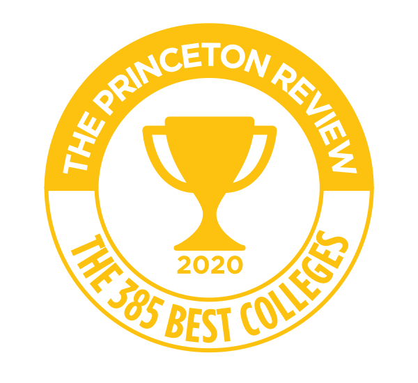 Princeton Review - Best 382 Colleges